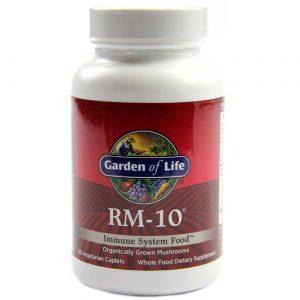 Garden of Life RM-10 60 Cápsulas   Comprar Suplemento em Promoção Site Barato e Bom