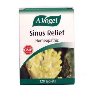 Bioforce Sinus Relief 120 Tabletes   Comprar Suplemento em Promoção Site Barato e Bom