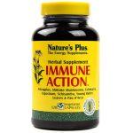 Nature's Plus Imune-Ação Ervaal Cápsulas 120 Cápsulas   Comprar Suplemento em Promoção Site Barato e Bom