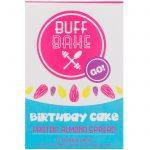 Buff Bake, Bolo de Aniversário, Manteiga de Amêndoas Proteica, 10 Embalagens, 1,25 oz (36 g) Cada   Comprar Suplemento em Promoção Site Barato e Bom