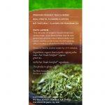 Numi Tea, Organic Tea, Green Tea, Mate Lemon, 18 Tea Bags, 1.46 oz (41.4 g)   Comprar Suplemento em Promoção Site Barato e Bom