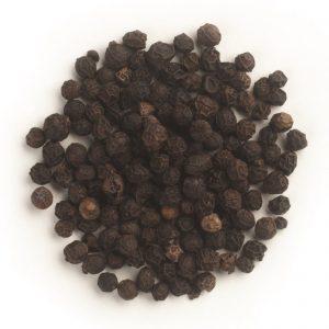 Frontier Natural Products, Pimenta Preta Tellicherry Inteira, 16 oz (453 g)   Comprar Suplemento em Promoção Site Barato e Bom