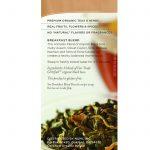 Numi Tea, Organic Tea, Black Tea, Breakfast Blend, 18 Tea Bags, 1.40 oz (39.6 g)   Comprar Suplemento em Promoção Site Barato e Bom