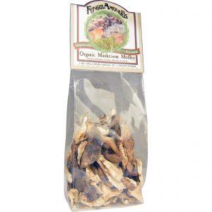 FungusAmongUs, Mistura de Cogumelos Orgânicos, 1 oz (28 g)   Comprar Suplemento em Promoção Site Barato e Bom