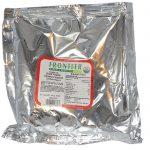 Frontier Natural Products, Pó de Caldo de Carne Certificadamente Vegetariano Orgânico, Sem Frango, 16 oz (453 g)   Comprar Suplemento em Promoção Site Barato e Bom