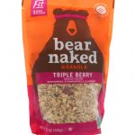 Bear Naked, Fit, Granola, Triple Berry, 12 oz (340 g)   Comprar Suplemento em Promoção Site Barato e Bom