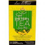 Natrol, Laci Le Beau, Super Chá para Dieta, Menta Limão, 30 Sachês, 2,63 oz (75 g)   Comprar Suplemento em Promoção Site Barato e Bom