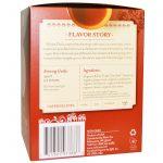 Rishi Tea, Chá Preto Orgânico, Chai Masala, 15 Saquinhos de Chá 1,85 oz (52,5 g)   Comprar Suplemento em Promoção Site Barato e Bom
