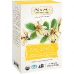 Numi Tea, Organic Tea, Herbal Tea, Balance, 16 Tea Bags, 1.30 oz (36.8 g)   Comprar Suplemento em Promoção Site Barato e Bom