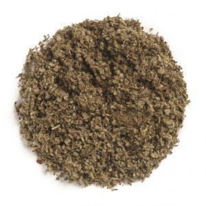 Frontier Natural Products, Folha Orgânica Ralada de Sálvia, 16 oz (453 g)   Comprar Suplemento em Promoção Site Barato e Bom
