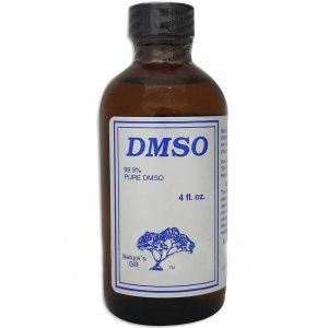Nature's Gift DMSO líquido 99,9% Pure (vidro) 4 fl oz   Comprar Suplemento em Promoção Site Barato e Bom
