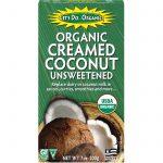 Edward & Sons, Coco Cremoso Orgânico, Sem Açúcar, 200 g   Comprar Suplemento em Promoção Site Barato e Bom