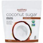 Nutiva, Açúcar de Coco Orgânico, 1 lb (454 g)   Comprar Suplemento em Promoção Site Barato e Bom