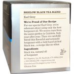 Bigelow, Chá Aromatizado com Óleo de Bergamota, Mistura de Chá Preto, 20 Sachês de Chá, 1.18 oz (33 g)   Comprar Suplemento em Promoção Site Barato e Bom
