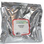 Frontier Natural Products, Alho orgânico picado, 16 oz (453 g)   Comprar Suplemento em Promoção Site Barato e Bom