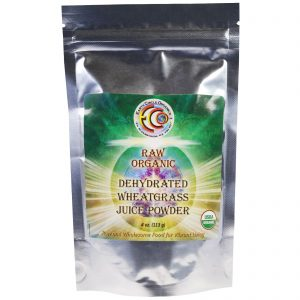 Earth Circle Organics, Pó para Suco de Erva de Trigo Desidratada Natural Orgânica, 4 oz (113 g)   Comprar Suplemento em Promoção Site Barato e Bom