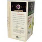 Stash Tea, Chá Preto, Orgânico, Café da Manhã, 18 Saquinhos, 1,1 oz (33 g)   Comprar Suplemento em Promoção Site Barato e Bom