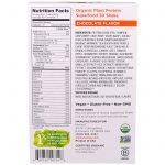 Nutiva, Organic Plant Protein, Chocolate Flavor, 10 Pacekts, 1.2 oz (34 g) Each   Comprar Suplemento em Promoção Site Barato e Bom