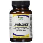 Pure Essence Labs Fígado Essence 30 Cápsulas   Comprar Suplemento em Promoção Site Barato e Bom