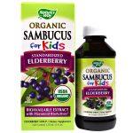 Nature's Way Orgânico Sambucus Crianças Syr 4 Oz   Comprar Suplemento em Promoção Site Barato e Bom