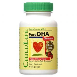 ChildLife Pure DHA 90 Cápsulas   Comprar Suplemento em Promoção Site Barato e Bom