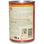 Amy's, Sopas, Curry de Lentilhas, Dal Indiano, 14.5 oz (411g)   Comprar Suplemento em Promoção Site Barato e Bom