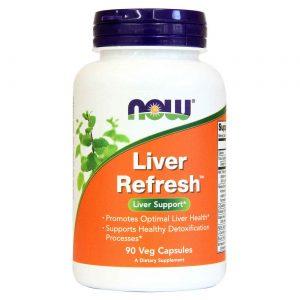 Desentoxicante e Regenerador do Fígado Now Foods 90 Cápsulas   Comprar Suplemento em Promoção Site Barato e Bom