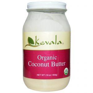 Kevala, Manteiga Orgânica de Côco, 16 oz (454 g)   Comprar Suplemento em Promoção Site Barato e Bom