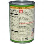 Amy's, Sopas Orgânicas, Lentilhas Vegetais, 14.5 oz (411 g)   Comprar Suplemento em Promoção Site Barato e Bom