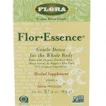 Flora, Flor·Essence, Detox gentil para todo o corpo, 2 1/8 oz (63 g)   Comprar Suplemento em Promoção Site Barato e Bom