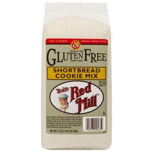 Bob's Red Mill, Mix de Cookie de Bolo Seco Sem Glúten, 21 oz (595 g)   Comprar Suplemento em Promoção Site Barato e Bom
