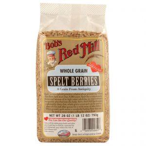 Bob's Red Mill, Trigo Espelta Integral, 28 oz (793 g)   Comprar Suplemento em Promoção Site Barato e Bom