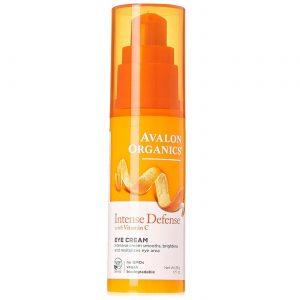 Avalon Orgânicos Vitamina C Revitalizing Eye Cream 1 oz   Comprar Suplemento em Promoção Site Barato e Bom