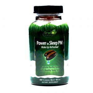 Irwin Naturals Poder dormir PM 60 Cápsulas   Comprar Suplemento em Promoção Site Barato e Bom