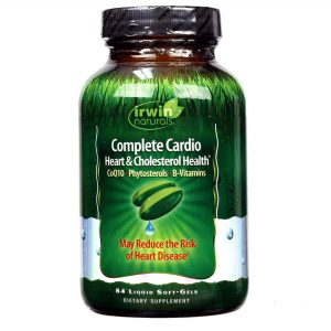 Irwin Naturals Completa Cardio Coração e Colesterol Saúde 84 Géis   Comprar Suplemento em Promoção Site Barato e Bom