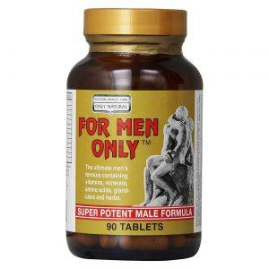 Only Natural Para Homens Apenas 90 Tabletes   Comprar Suplemento em Promoção Site Barato e Bom