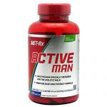 MET-Rx Active Man - 90 Tabletes   Comprar Suplemento em Promoção Site Barato e Bom