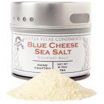 Gustus Vitae, Gourmet Salt, Blue Cheese Sea Salt, 2.7 oz (76 g)   Comprar Suplemento em Promoção Site Barato e Bom