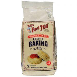 Bob's Red Mill, Mix Livre de Glúten para Bolos e Biscoitos, 24 oz (680 g)   Comprar Suplemento em Promoção Site Barato e Bom