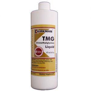 Kirkman Labs TMG (Trimethylglycine) - 473 ml (16 fl oz) Liquid   Comprar Suplemento em Promoção Site Barato e Bom