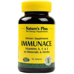 Nature's Plus ImunológicoACE 90 Tabletes   Comprar Suplemento em Promoção Site Barato e Bom