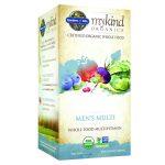 Garden of Life mykind Orgânicos Men's MultiVitamina - 120 Tabletes   Comprar Suplemento em Promoção Site Barato e Bom