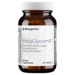 Metagenics MetaGlycemX - 60 Tabletes   Comprar Suplemento em Promoção Site Barato e Bom
