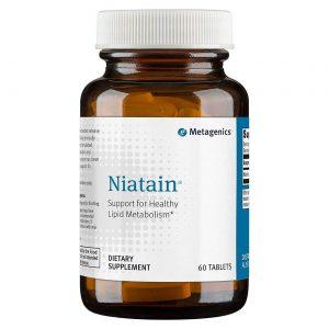 Metagenics Niatain - 60 Tabletes   Comprar Suplemento em Promoção Site Barato e Bom