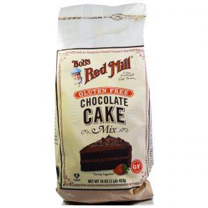 Bob's Red Mill, Mix de Bolo de Chocolate, Sem Glúten, 16 oz (453 g)   Comprar Suplemento em Promoção Site Barato e Bom