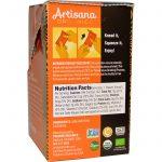 Artisana, Manteiga Orgânica Pura de Castanha de Caju, 10 Sachês, 1.06 oz (30,05 g) Cada   Comprar Suplemento em Promoção Site Barato e Bom