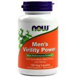 Men's Virility Power Now Foods 120 Cápsulas   Comprar Suplemento em Promoção Site Barato e Bom
