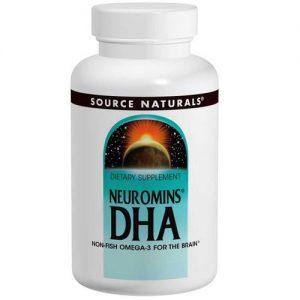 Source Naturals DHA Neuromins 200 mg 60 Géis   Comprar Suplemento em Promoção Site Barato e Bom