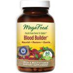 MegaFood Blood Builder - 60 Tabletes   Comprar Suplemento em Promoção Site Barato e Bom