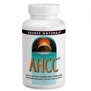 Source Naturals AHCC 500 mg 30 Cápsulas   Comprar Suplemento em Promoção Site Barato e Bom